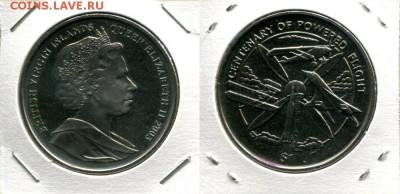 Бр.Виргинские о-ва 1$ разные по ФИКСу до 07.05.18 - BVI-1$-2003-Avia