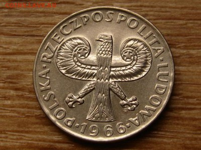 Польша 10 злотых 1966 малая колонна до 07.05.18 в 22.00 М - IMG_4241.JPG