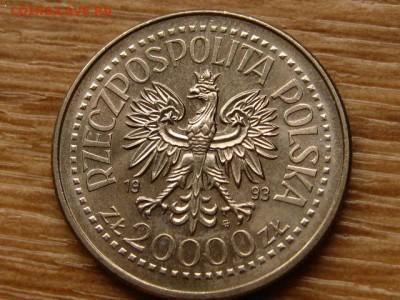 Польша 20000 злотых 1993 Ягелончик до 07.05.18 в 22.00 М - IMG_4266.JPG