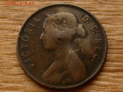 Ньюфаундленд 1 цент 1880 до 07.05.18 в 22.00 М - IMG_4326.JPG