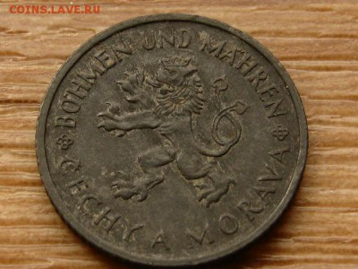 Богемия и Моравия 1 крона 1943 цинк до 07.05.18 в 22.00 М - IMG_4344.JPG