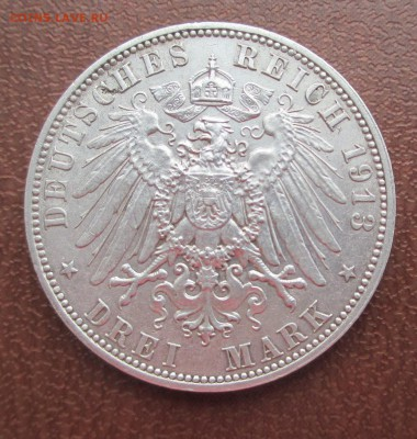 Германия. 3 марки 18 октября 1813-1913гг - IMG_1861.JPG