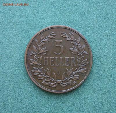 5 хеллеров 1908 г. - Германская Восточная Африка - IMG_0001.JPG
