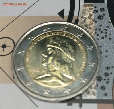 2 евро Монако 500 лет независимости (Люсьен) - IMG_20180515_120050