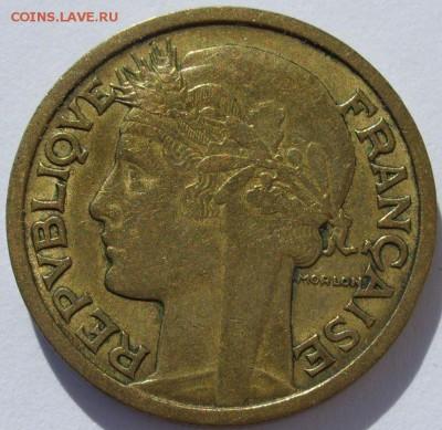 2 франка Франция 1935. - 2 франка Франция 1935 - 2