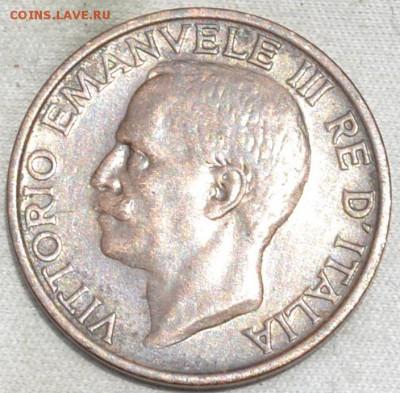 Италия 10 сантимов 1936. 30. 05. 2018. в 22 - 00. - DSC_0134