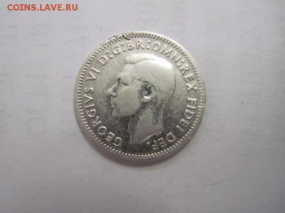 3 пенса Австралия 1950    до 11.06.18 - IMG_8944.JPG