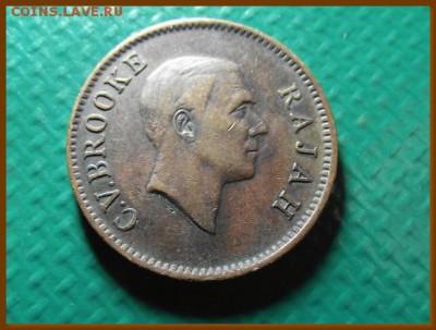 Саравак 1 цент 1929 До 12.06.18 в 22:00 МСК - DSCF9178