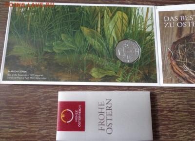 АВСТРИЯ - 5 евро ЗАЯЦ в буклете до 17.06, 22.00 - Австрия 5 е Заяц буклет_2