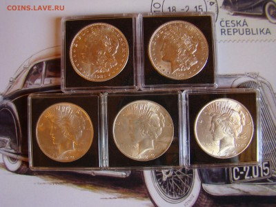 монеты США (вроде как небольшой каталог всех монет США) - DSC08566.JPG