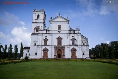Португальские колониии. - Se'_Cathedral,_Goa