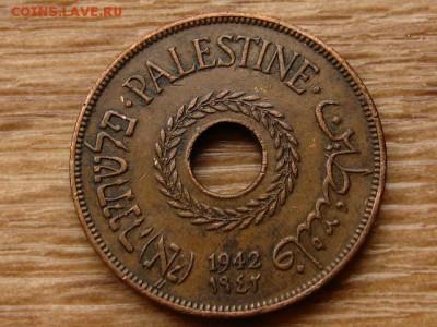Палестина Брит. 20 милс 1942 бронза до 30.06.18 в 22.00 М - IMG_6074.JPG