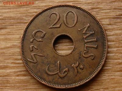 Палестина Брит. 20 милс 1942 бронза до 30.06.18 в 22.00 М - IMG_6073.JPG