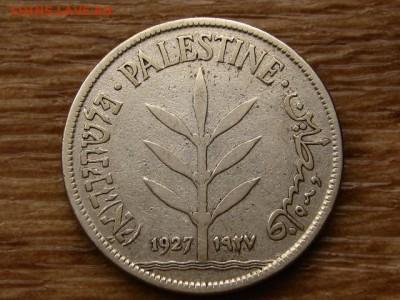 Палестина Британская 100 милс 1927 Ag до 30.06.18 в 22.00 М - IMG_6082.JPG