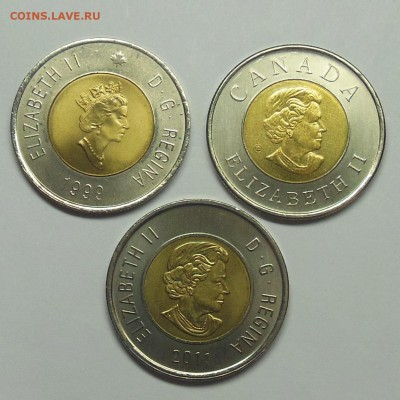 2 доллара Канада (Нунавут, Квебек, Леса) UNC - 8-2.JPG