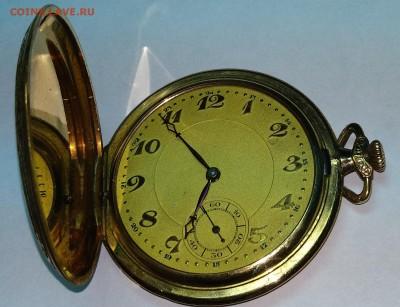 Карманные часы Позолота на определение марки и оценку - IMG_20180712_225248