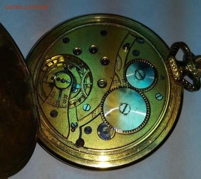 Карманные часы Позолота на определение марки и оценку - IMG_20180712_225320