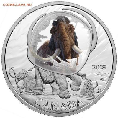 Животные на монетах - 838026827