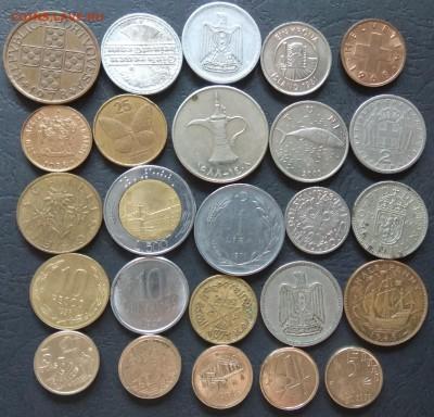 Иностранные монеты, на выбор по 20 р ФИКС - 26.07 22:00 мск - по20_