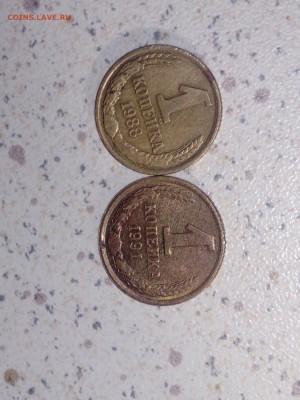 Красная монета 1 копейка 1991 Л - picture_2018_7_24_18_23_35_627