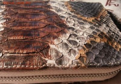 Изделия из кожи крокодила и питона. - 20141209_135508