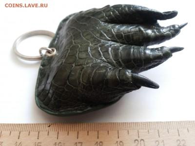 Изделия из кожи крокодила и питона. - 20140615_092728
