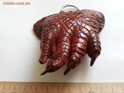 Изделия из кожи крокодила и питона. - 20140615_092812