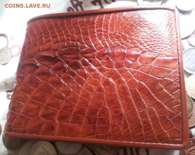 Изделия из кожи крокодила и питона. - 20120106_130120