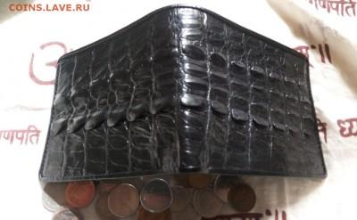 Изделия из кожи крокодила и питона. - 20120102_123431