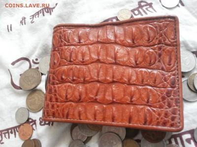 Изделия из кожи крокодила и питона. - 20120103_144654