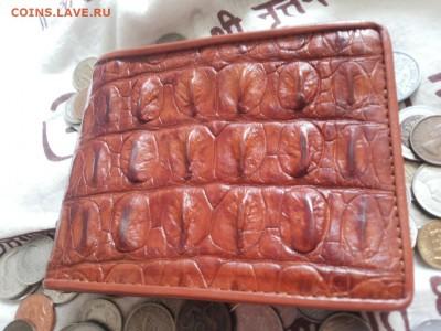 Изделия из кожи крокодила и питона. - 20120106_134753