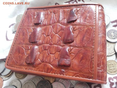 Изделия из кожи крокодила и питона. - 20120106_134803