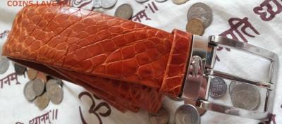 Изделия из кожи крокодила и питона. - 20150412_032446