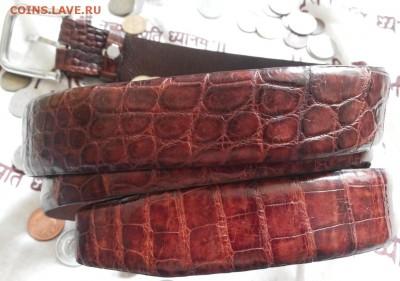 Изделия из кожи крокодила и питона. - 20150412_040233