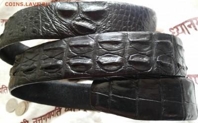 Изделия из кожи крокодила и питона. - 20150412_003219