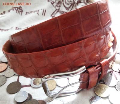 Изделия из кожи крокодила и питона. - 20150412_003511