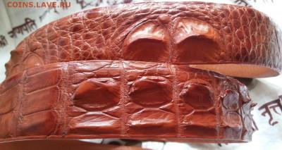 Изделия из кожи крокодила и питона. - 20150412_003640
