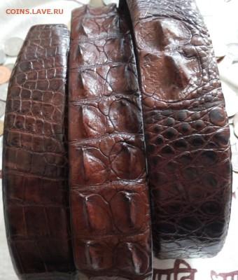 Изделия из кожи крокодила и питона. - 20150412_003927