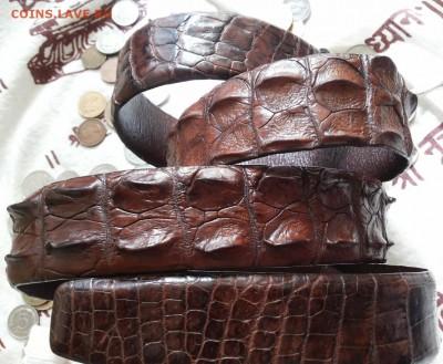 Изделия из кожи крокодила и питона. - 20150412_004002