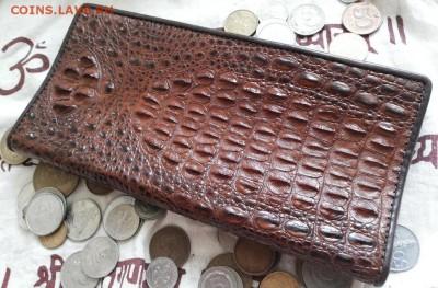 Изделия из кожи крокодила и питона. - 20150402_152031