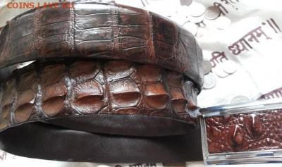 Изделия из кожи крокодила и питона. - 20150412_033407