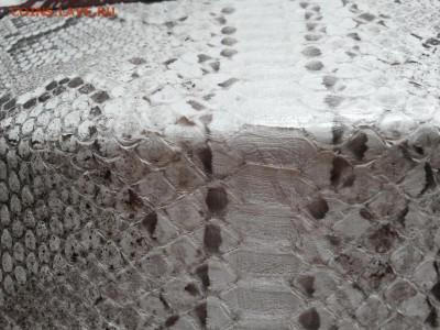 Изделия из кожи крокодила и питона. - 20150321_231457