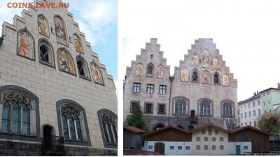 Нотгельды. - Ратуша, построенная в 1459 году