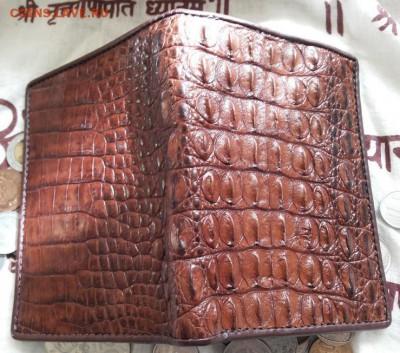 Изделия из кожи крокодила и питона. - 20150402_135828