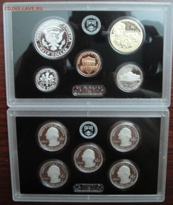 монеты США (вроде как небольшой каталог всех монет США) - DSC01186.JPG