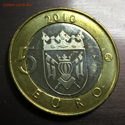 5 евро Финляндия - Исконная Финляндия с 200 руб до 17.08 - IMG_1148-11-08-18-01-11.JPG