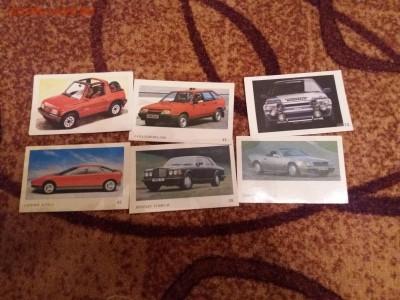 Календарики с изображением автомобилей - 20180812_205216(0)