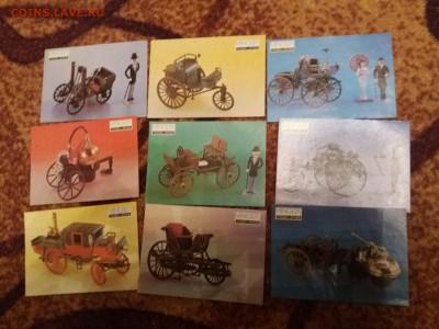Календарики с изображением автомобилей - 20180812_205407