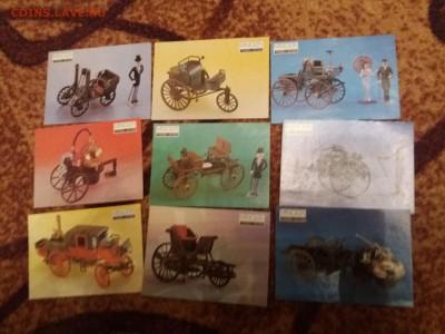 Календарики с изображением автомобилей - 20180812_205408
