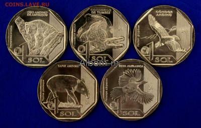 Животные на монетах - 89003792